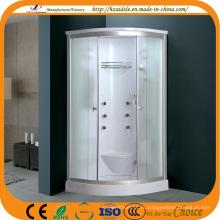 Мат стеклянная душевая кабина (ADL-826B)