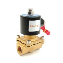 1/2'' 2W160-15 Brass Solenoid Valve Water AC220V DC24V