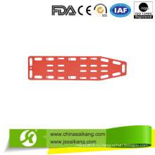 Легкий пластиковый медицинский Растяжитель доски позвоночника с лямками