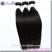 Дешевые 9А сорта кутикулы выровнены девственница Камбоджийский волосы расслоения необработанные сырые челнока экспорт прямой