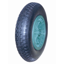 Small Pneumatic Rubber Wheel