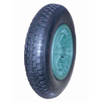 Небольшие пневматические резиновые колеса