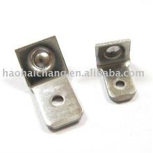 Conector da placa terminal do altofalante do metal da posição
