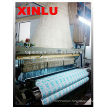 Jacquard Shedding Flexible Rapier Loom