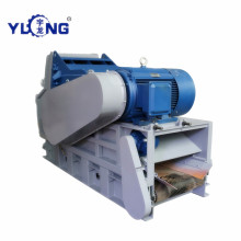 Equipments for Crushing Timber to Chips
