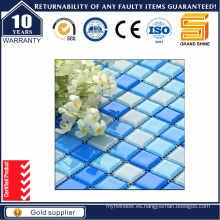 Mezcla azul de vidrio de azulejos de vidrio Gsb1020