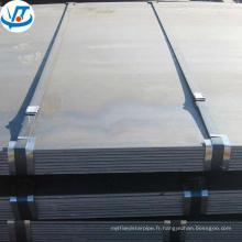Plaque d'acier à haute résistance en acier plaque 16mm Q345R A516 Gr70 / Gr60