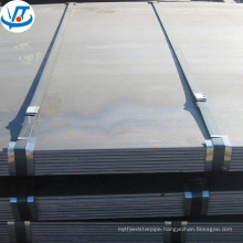 High strength steel plate 16mm Q345R A516 Gr70 / Gr60 steel plate