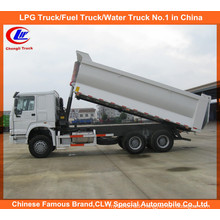 6X4 Dunmp Truck for Sale Heavy Duty Tipper Truck with Low Price