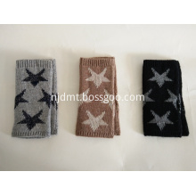 Stars Pattern Of Gloves