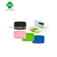 multi-function plastic memo pad holder