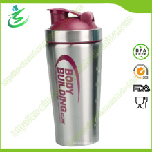 26 Oz Venta al por mayor BPA-Libre Metal Gym Shaker (SS-A1)