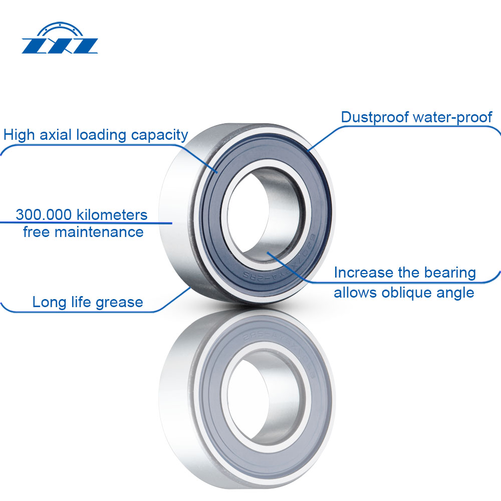 Automotive Drive Shaft Bearings
