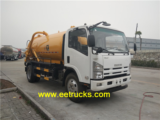 Septic Tank Trucks
