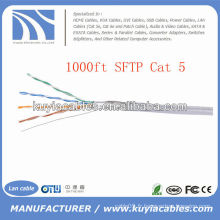 1000TP 4pairs Cat5 Network SFTP Cord