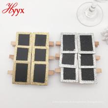 Brinquedo da surpresa de HYYX feito no grampo de madeira do quadro-negro da decoração dos ofícios de China