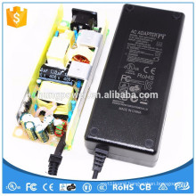 Level 6 FCC GS SAA RCM NOM UL YHY-12010000 12v ac-dc power supply adapter dc power supply price 10A 120W