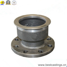 High Quality Shell Mould Casting Ductile Iron Pipe Flange