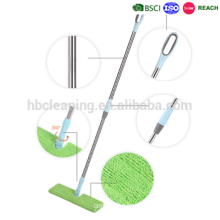 two sides extendable wet dry floor cleaning mops