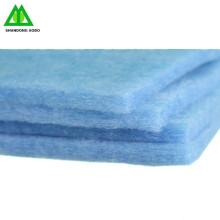 fibra sintética fiter meidum para filtro de aire M5