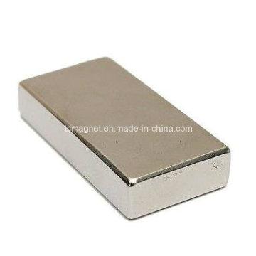 Super Strong Block Strip Cuboid Magnet Rare Earth N35 Grade Neodymium 50X25X10mm