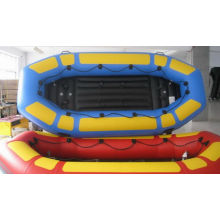 The Best Selling Team Leisure Inflatable Raft Boat