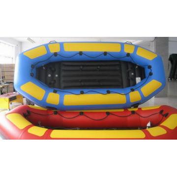 Die meistverkaufte Team Freizeit aufblasbare Raft Boat