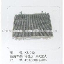 Prix de radiateur de voiture pour Mazda
