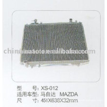 Car Radiator Price for Mazda