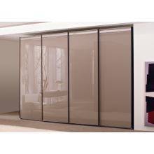Moderne Schiebetür Wadrobe Schrank für Schlafzimmer Design