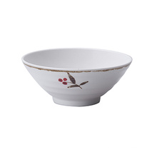 100% Melamine Material Ramen Bowl/Noodle Bowl (AT566)