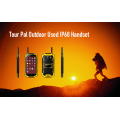 Tour Pal Outdoor Used IP68 Handset