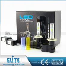 T5 H7 4200lm 6500 K DC9V 36 V LED Linterna Del Coche Seoul CSP Cabeza de Conducción lámpara Super Brillante Haz Fácil de instalar ventas calientes