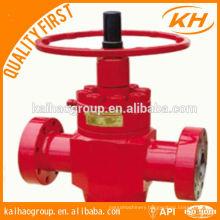 API 6A manual gate valve