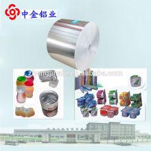 Food Package Aluminum Foil