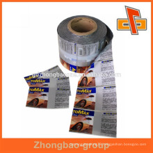 made in china customized size plastic bottle shrink film for sleeve label printing