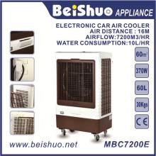 370W 60L Breeze Portable Room Water Air Cooler avec certificat Ce