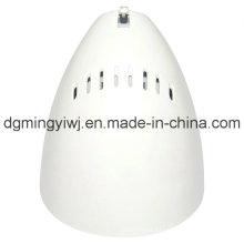 Buenas piezas de aleación de aluminio de rendimiento de fundición con mecanizado CNC Made in China