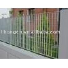 Оцинкованный стальной забор
