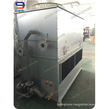 Closed Circuit Small Jet Square Wet Cooling Machine