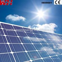 Painéis solares 60w para o sistema solar em casa