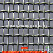 High quality silver galvanized crimped wire mesh with competitive price in store
