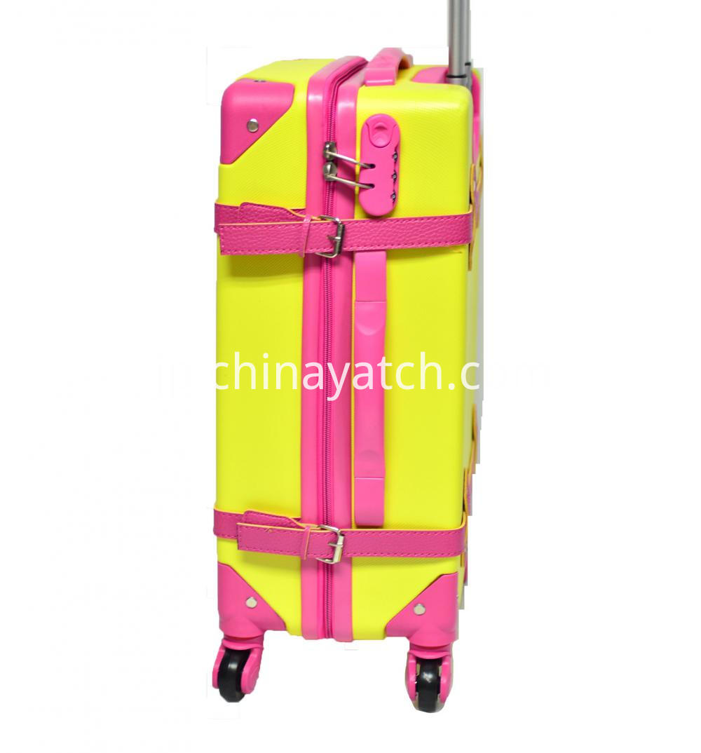 Square Leisure Travel Luggage
