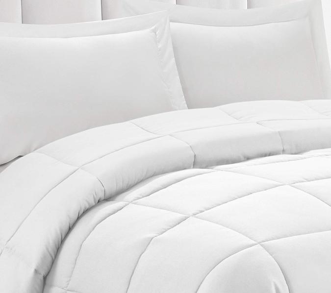 3pc Down Alternative Comforter Set 4