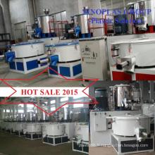 Le mélangeur de PVC de SRL 200/500 / unité de mélange / mélangeur / mélangeur à grande vitesse / mélangeur de poudre de PVC