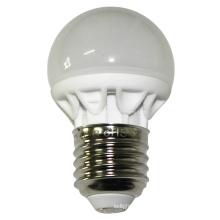 Nova cerâmica 3W G45 18 2835 SMD lâmpada LED Light Bulb