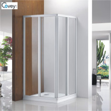 Espesor de cristal de 6 mm Espacio de sala de sauna / ducha blanca / gabinete de ducha (3-Cvs047-W)