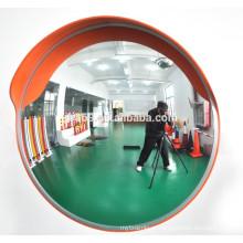 Espelho de segurança e segurança convexo acrílico industrial ao ar livre