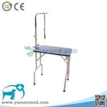 Unité vétérinaire de toilettage vétérinaire d'animal familier de clinique vétérinaire de l'acier inoxydable 304
