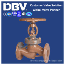 Casting Wcb Globe Valve with Ce Approval